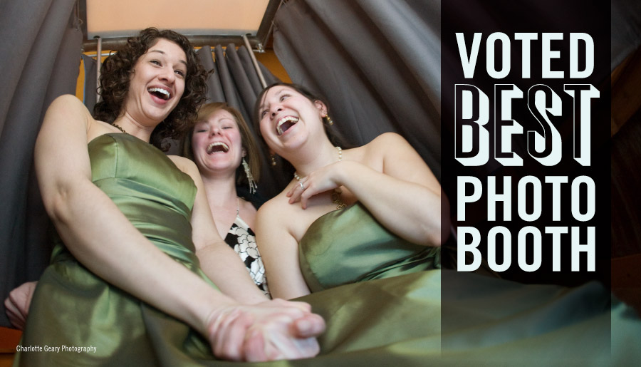 Voted Best Photo Booth