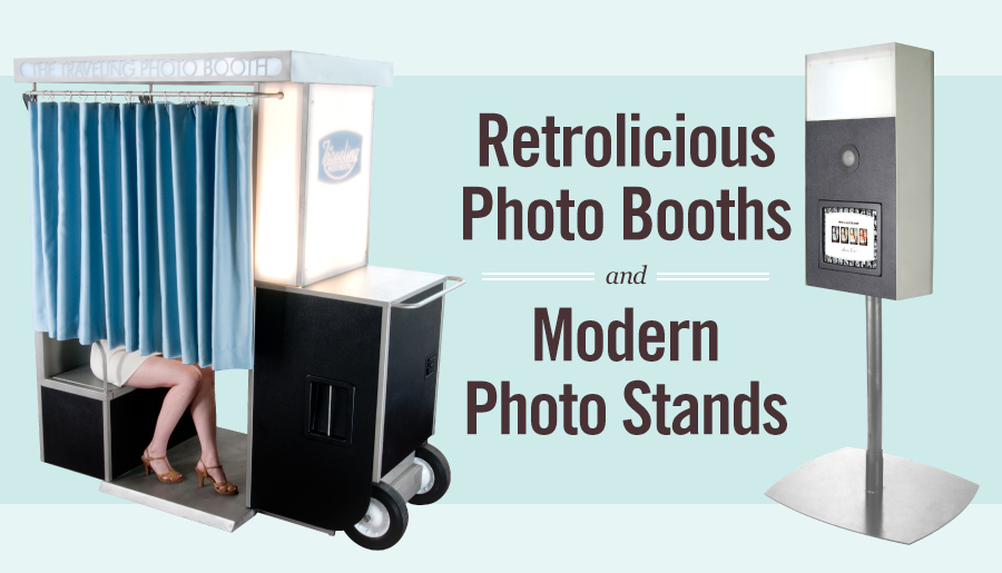 Photo Booths Photo Stands.