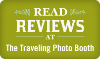 rental reviews at the traveling photo booth