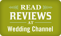 rental reviews at wedding channel